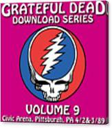 Download Series Vol 9 4 2 89 And 4 3 89 Civic Arena Pittsburgh Pa By Grateful Dead Digital Art By Music N Film Prints