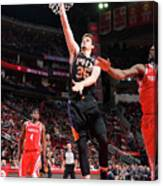 Dragan Bender Canvas Print
