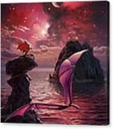 Dragons Of Arella Canvas Print