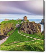 Dunnottar Castle 2021 Canvas Print