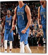 Dwight Powell Canvas Print