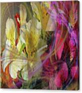 Floral Inspiration Canvas Print
