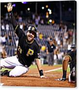 Francisco Cervelli Canvas Print