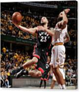 Fred Vanvleet Canvas Print