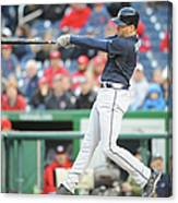Freddie Freeman Canvas Print