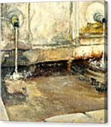 Fuente Canvas Print