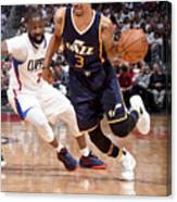 George Hill Canvas Print
