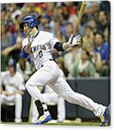 Gerardo Parra and Carlos Gomez Canvas Print