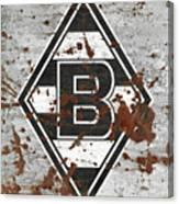 Gladbach Grunge Logo Digital Art By Manuel Garcia