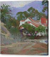 Going Home  Catalina Canvas Print