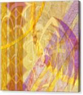 Gold Fusion Canvas Print
