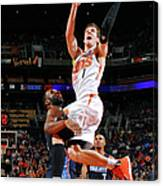 Goran Dragic Canvas Print