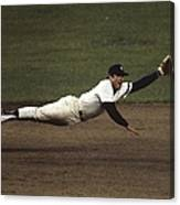 Graig Nettles Canvas Print