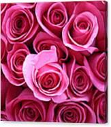 Grandma Roses Canvas Print