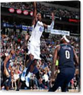 Harrison Barnes Canvas Print