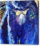 His Majesty Canvas Print