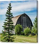 Indiana Barn #24 Canvas Print
