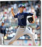Jake Odorizzi Canvas Print