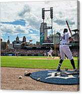 James Mccann Canvas Print