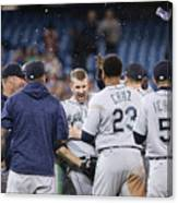 James Paxton Canvas Print
