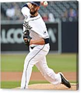 James Shields Canvas Print
