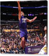 Jared Dudley Canvas Print