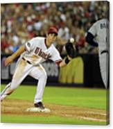 Jason Bartlett and Paul Goldschmidt Canvas Print