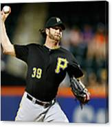 Jason Grilli Canvas Print