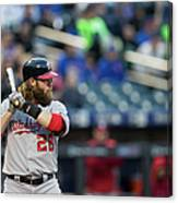 Jayson Werth Canvas Print