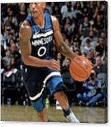 Jeff Teague Canvas Print