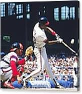 Joe Carter Canvas Print