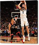 Joe Harris Canvas Print