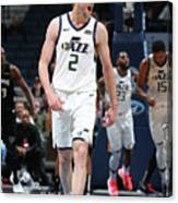 Joe Ingles Canvas Print