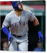 Joey Gallo Canvas Print