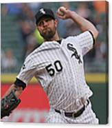 John Danks Canvas Print