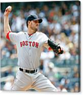 John Lackey Canvas Print