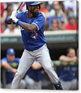 Jose Reyes Canvas Print