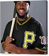 Josh Harrison Canvas Print