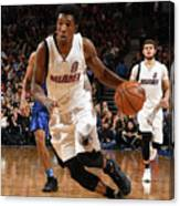 Josh Richardson Canvas Print