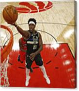 Jrue Holiday Canvas Print