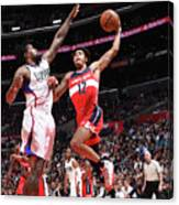 Kelly Oubre Canvas Print