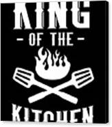 King Of The Kitchen Chef Cooking Cook Gift Digital Art By Thomas Larch