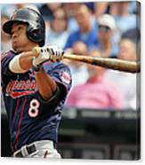 Kurt Suzuki Canvas Print