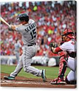 Kyle Seager Canvas Print