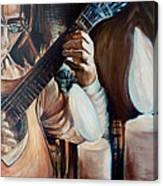 La Guitarra- Portuguese Guitar Canvas Print