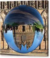 Lens ball Lichfield Canvas Print