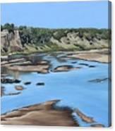 Letaba river Canvas Print