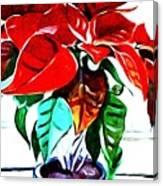 Living Flower Canvas Print