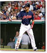 Lonnie Chisenhall Canvas Print