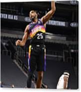 Los Angeles Clippers v Phoenix Suns Canvas Print